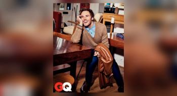 Confira o photoshoot de Sam para a edição de Abril da GQ Style