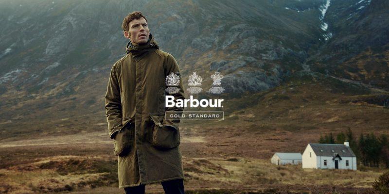 Sam Claflin concede entrevista para Barbour